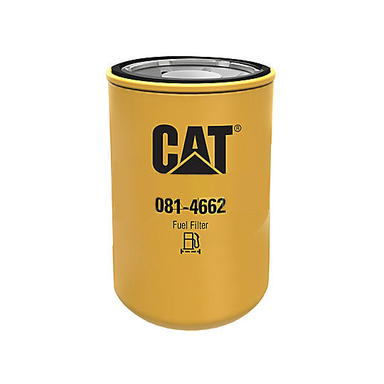 Caterpillar 081-4662 0814662 Fuel Filter Advanced High Efficiency