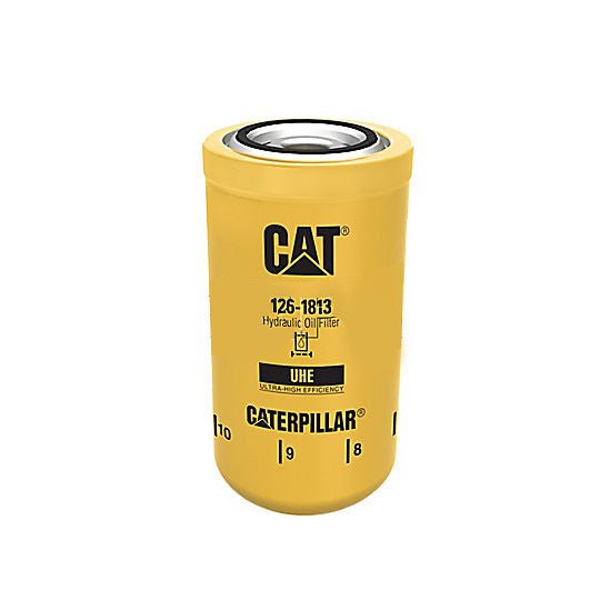 Caterpillar 126-1813 1261813 Hydraulic/Transmission Filter Advanced High Efficiency