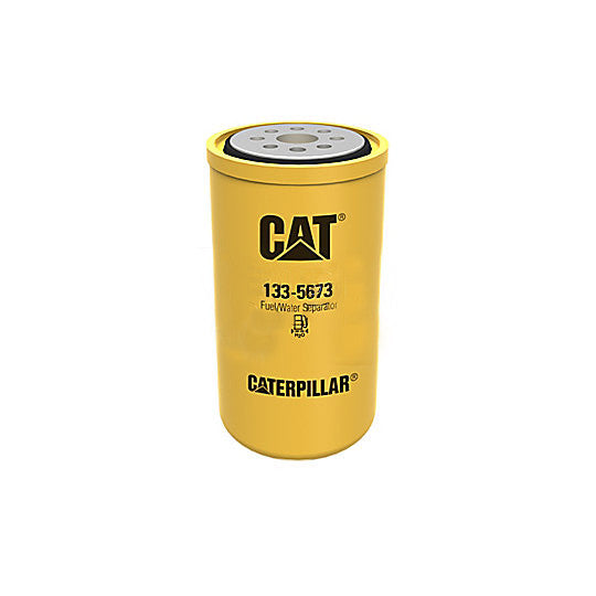 Caterpillar 133-5673 1335673 FUEL WATER SEPARATOR Advanced High Efficiency
