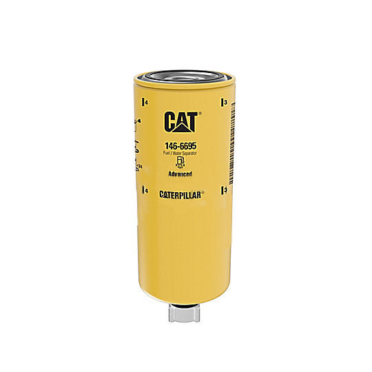 Caterpillar 146-6695 1466695 FUEL WATER SEPARATOR Advanced High Efficiency