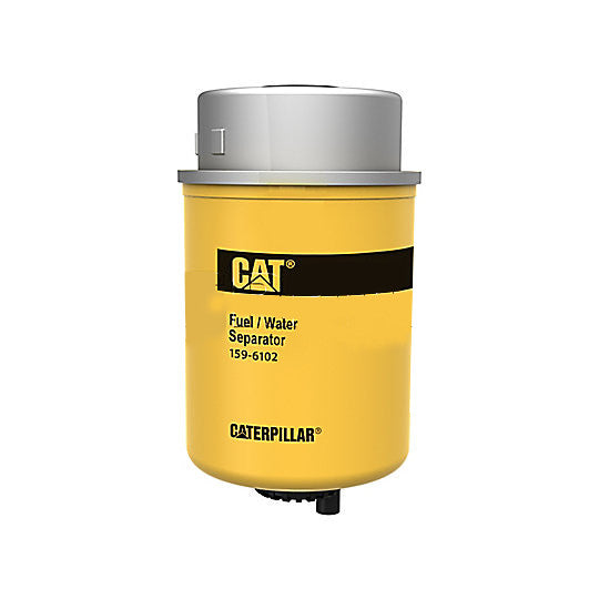 Caterpillar 159-6102 1596102 FUEL WATER SEPARATOR Advanced High Efficiency