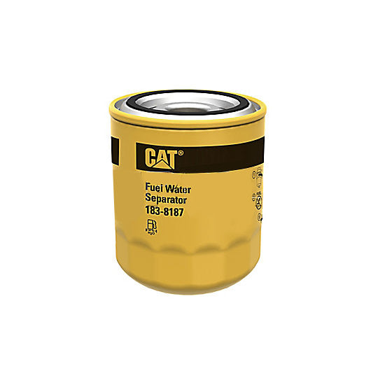 Caterpillar 183-8187 1838187 FUEL FILTER Advanced High Efficiency