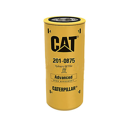 Caterpillar 201-0875 2010875 Hydraulic/Transmission Filter Advanced High Efficiency