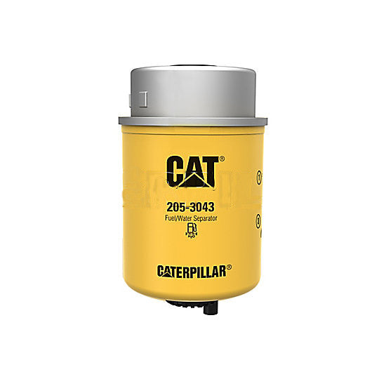 Caterpillar 205-3043 2053043 FUEL WATER SEPARATOR Advanced High Efficiency