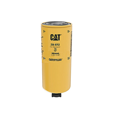 Caterpillar 256-8753 2568753 FUEL WATER SEPARATOR Advanced High Efficiency