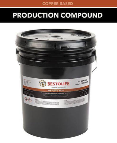 BESTOLIFE 2000 COPPER BASED PRODUCTION COMPOUND