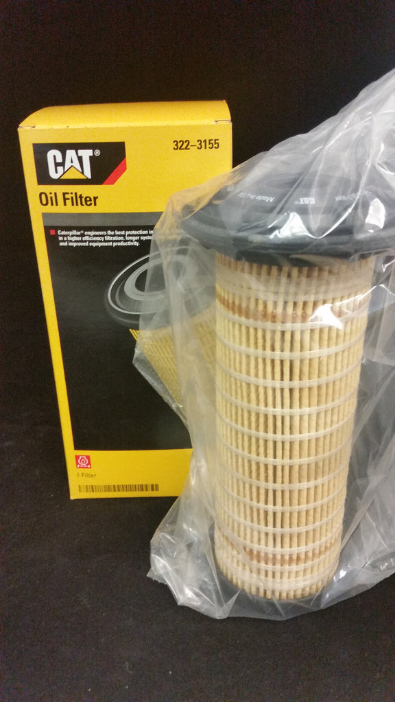 Caterpillar 3223155 322-3155 Engine Oil Filter