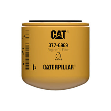CAT 377-6969 Engine Oil Filter