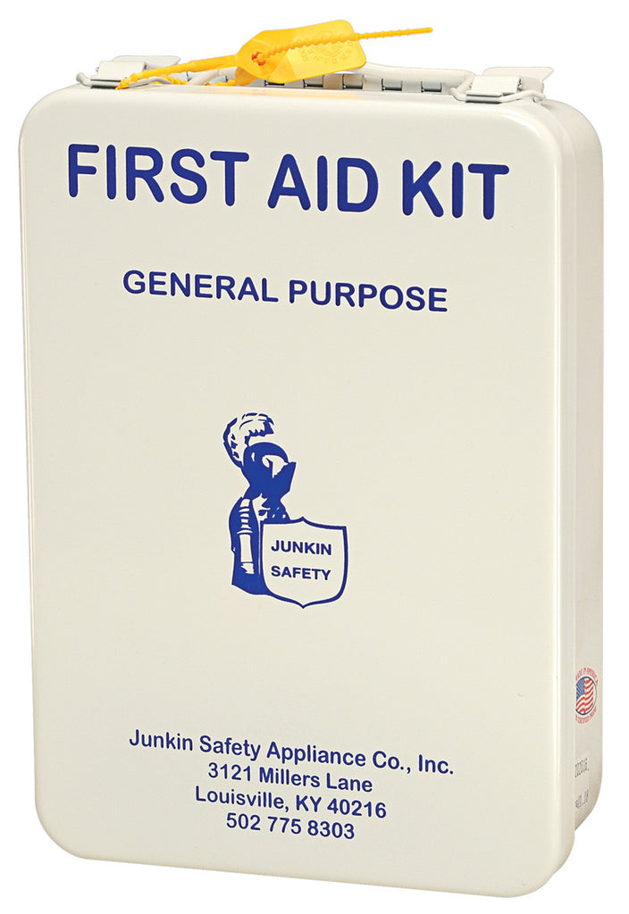 Junkin Safety JSA-16 – 16-Unit First Aid Kit (Standard Contents)
