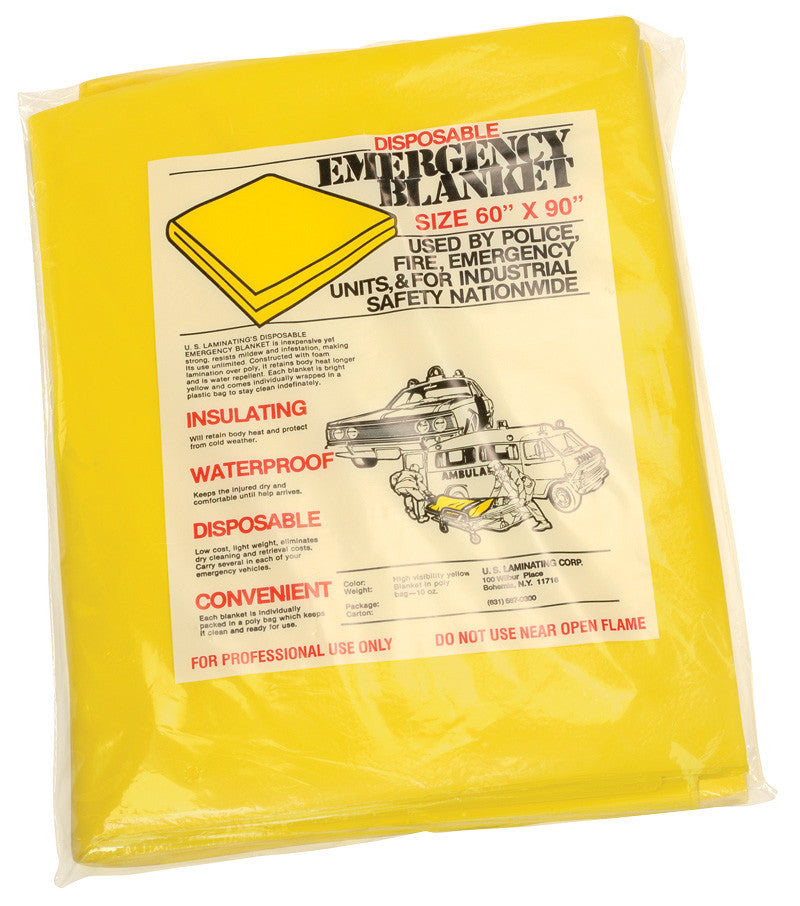 Junkin Safety JSA-506 Disposablanket (60'' x 90'')