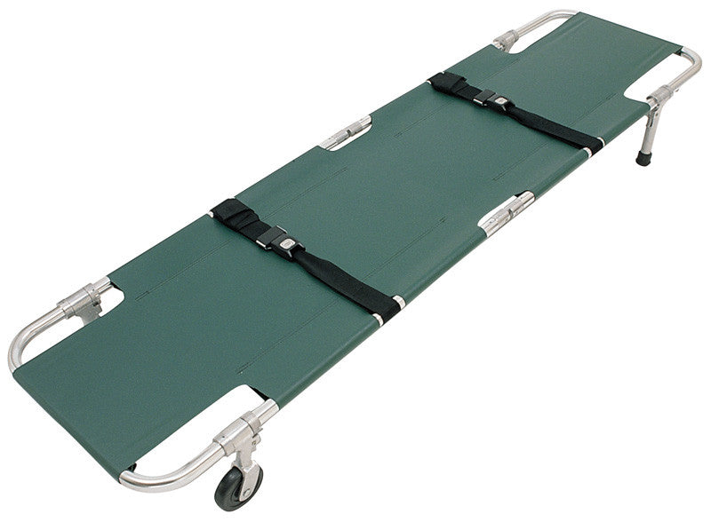 Junkin Safety JSA-602 ''EASY FOLD'' Wheeled Stretcher