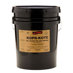 Jet-Lube Kopr-Kote Arctic Drill Collar and Tool Joint Compound - 5 Gallon
