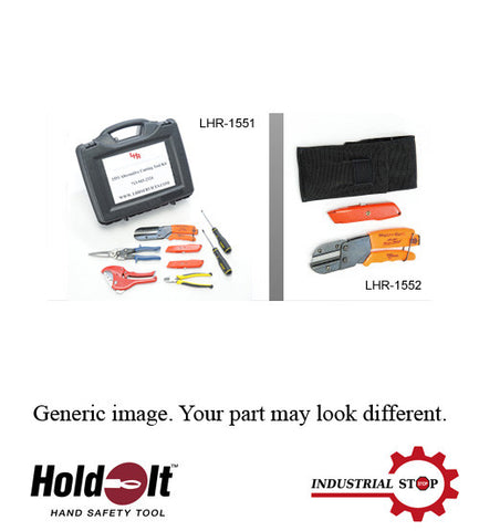 1551 - Hard Case Kit Alternative Cutting Tool Kit