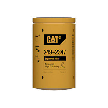 Caterpillar 249-2347 2492347 Engine Oil Filter Advanced High Efficiency