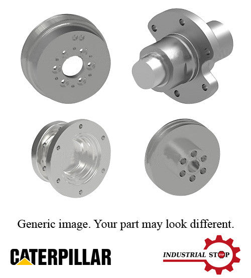 4N-8158 Auxiliary Drive Pulley