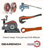 C131 - GEARENCH JAWS, TITAN CHAIN TONGS