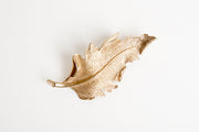 Vintage Leaf Brooch