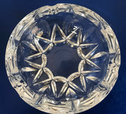 Crystal VINTAGE Ashtray