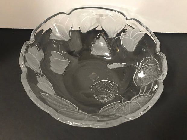 Fifth Avenue Crystal Japan Vintage Bowl