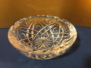 Crystal /Glass VINTAGE Ashtray Cigarettes Cigars