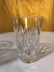 "Waterford ""KINSALE""Water Glasses Vintage  Crystal Brilliance Each being sold Separately"