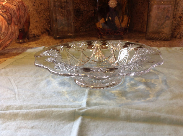 Vintage EAPG , Early American  Bowl/plate