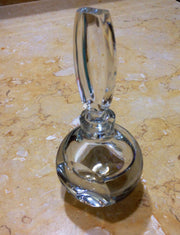 Heavy Crystal Perfume Bottle