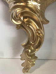 Elegant Wall Sconce/Shelf Small
