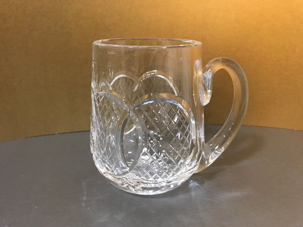 Crystal Mug Tankard Giftware by Waterford 14oz Made in Ireland