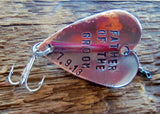 Father of the Groom - Father of the Bride - Fishing Themed Wedding Party Fishing Lures Gift For Dad Stepdad Grandpa Best Man Brother Parents
