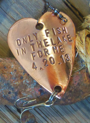 ... Fishing Gifts Christmas for Husband Copper Gift for Anniversary Sports Gift for Men Mountain Home Decor ...