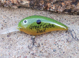 Grandpa Gifts Great Catch Dad For Him Gift for Daddy Personalized Fishing Lures Wedding Favors Men Father of the Groom Father of the Bride