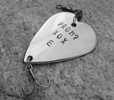 Creative Prom Proposal Promposal Unique Ways of Asking to Prom Will you go to Homecoming Boyfriend Girlfriend Engrave Fishing Lure Teenager