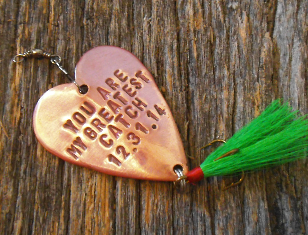 Valentine gift for men valentine idea for husband fishing for Fishing gifts for dad
