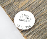 Black Friday Sale Cyber Monday Sale Small Business Saturday Sale Custom Golf Ball Marker Father of the Groom Wedding Dad Best Man Groomsman