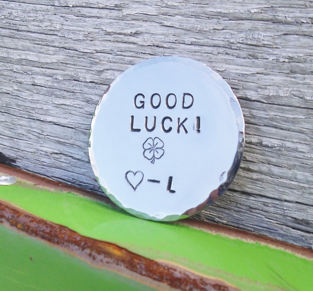 good luck charm graduation gifts mother to son dad to daughter