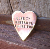 Long Distance Relationship Gift for Deployment Military Girlfriend Boyfriend Mom Dad Wife Army Son Daughter Going Away to School Best Friend