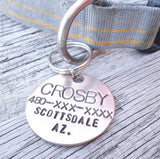 Personalized Pet Tag - Custom Dog ID Tag