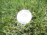 Best Mom Ever Golf Ball Marker for Mother's Day Grandmother Gift for Birthday Grandma Retirement Gift for Golfer Friend Women Golf Gift Nana