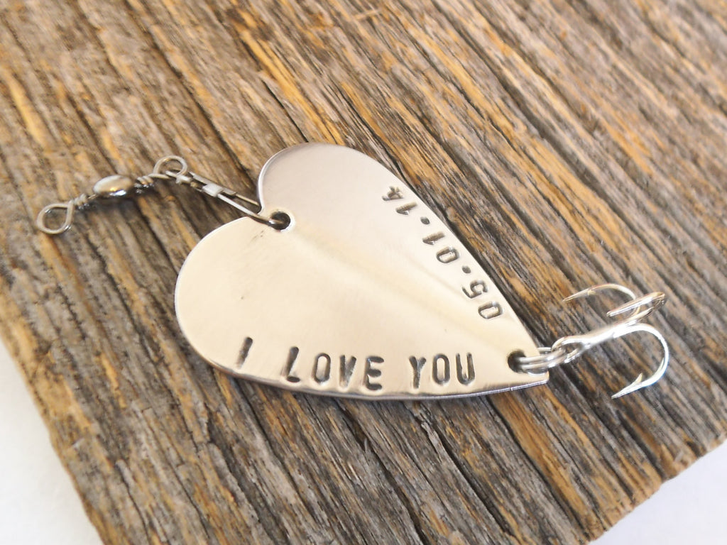 Boyfriend Gift Valentine For Anniversary Him Long D C And T Custom Lures