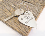 Graduation Keychain Gift Personalized Keychain for Graduate Class of 2015 Graduating Class Gift Idea for Daughter Custom Graduation Gift Son