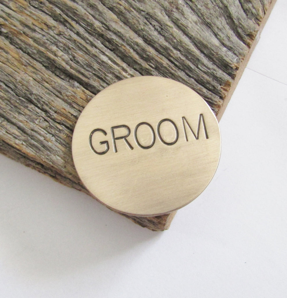 Groom Golf Ball Marker For Groom S Gift Wedding Gift Junior Groomsman C And T Custom Lures