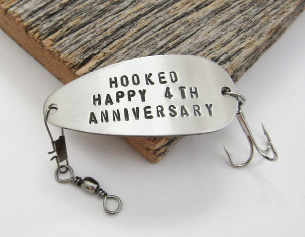 4 Year Wedding Anniversary Gifts For Him: 4th Anniversary Gift For Him 4 Year Anniversary Fourth