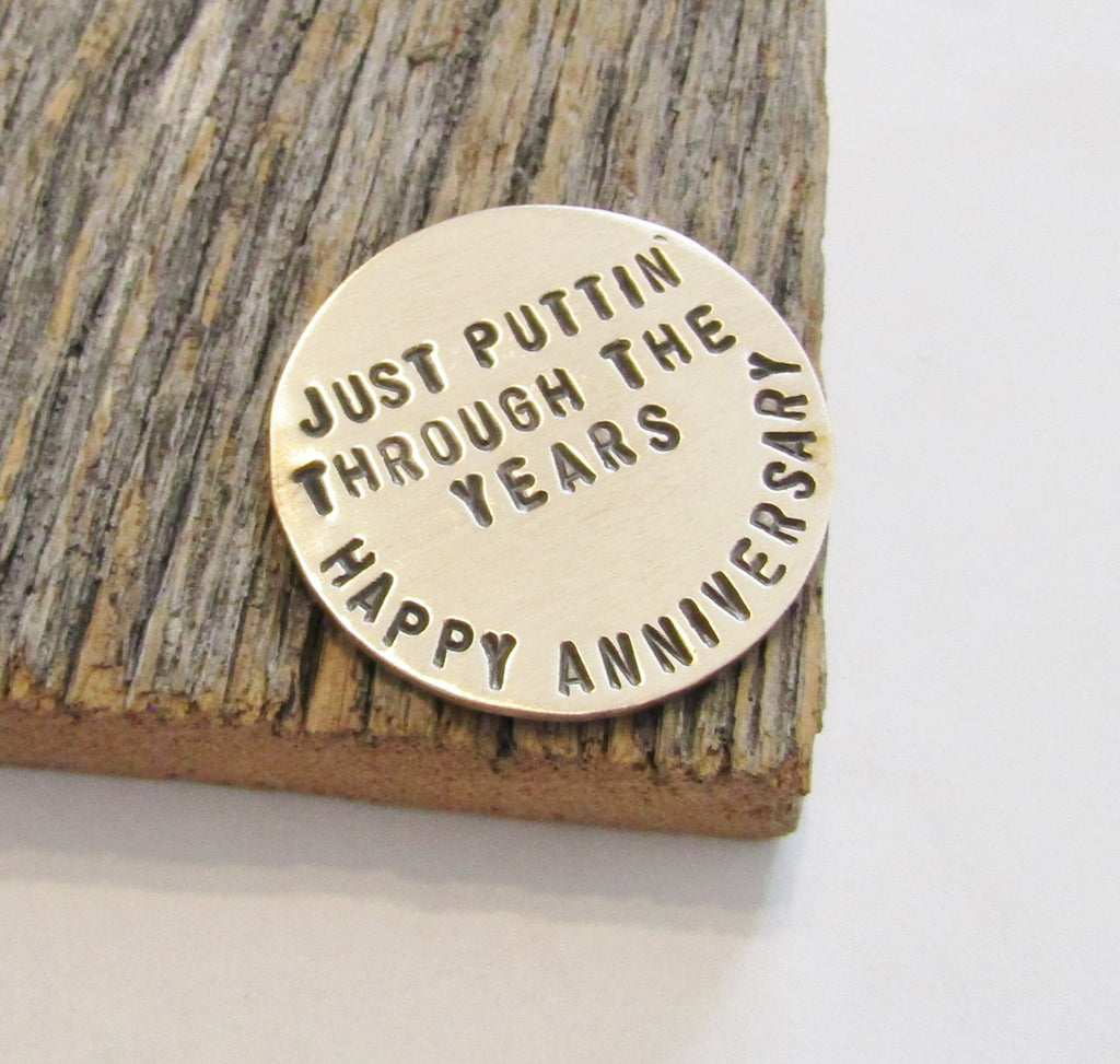 Golf Ball Marker Boyfriend Gift Husband Gift for Girlfriend Best Friend Gift for Wife Personalized Boyfriend Present Christmas Gift Golfer