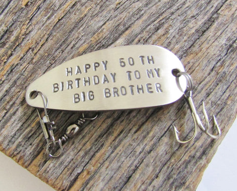 50th Birthday Gift For Brother Men 1965 Big Party