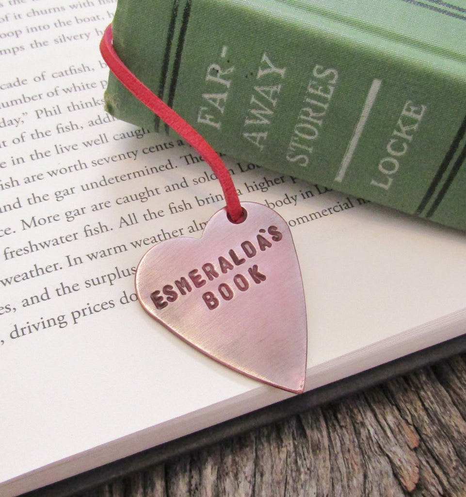 Metal Bookmark Wedding Guest Book Baby Bookmark Custom Bookmark Name Book Mark for Novel Books Book Markers Christmas Stocking Stuffer Kids