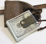 Unique Gifts for Husband Money Clip for Guys Gift Christmas Gift for Brother Money Clip Boss Gift for Retirement Accountant Gift Idea Lawyer