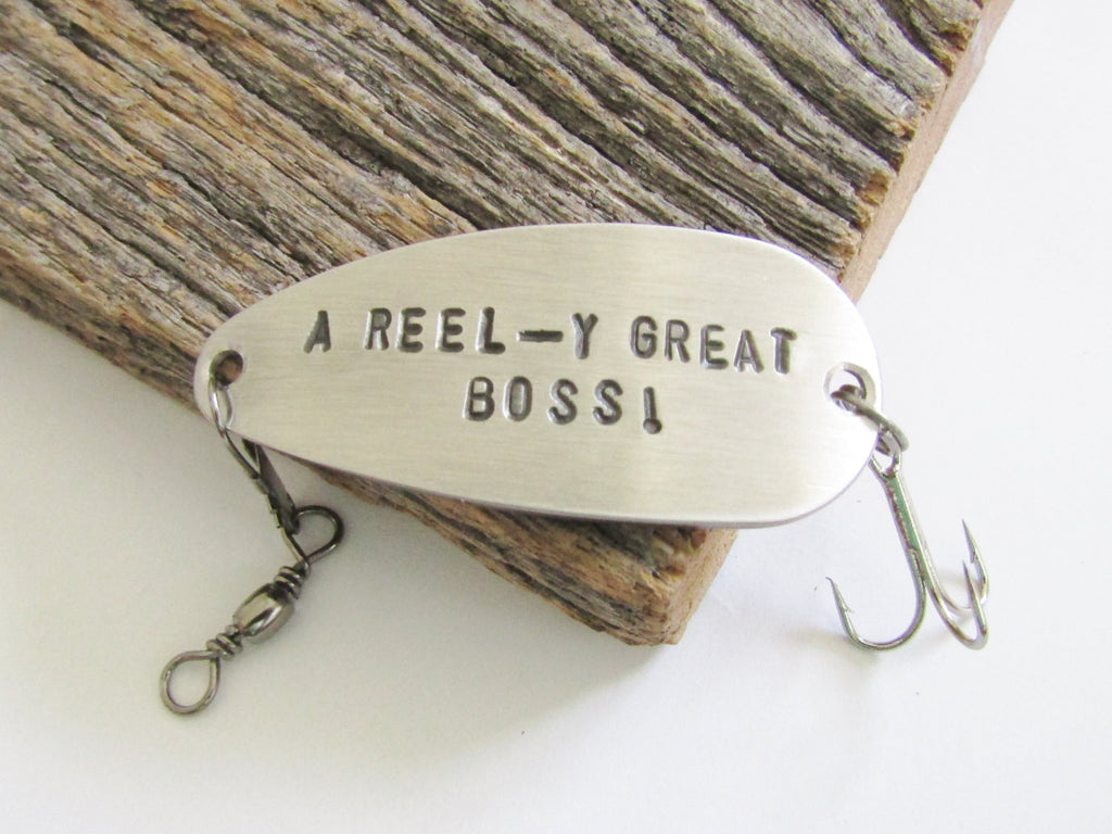Boss Gift For Christmas Cool Birthday Present CEO Retirement C And T Custom Lures