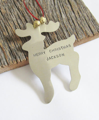 Baby's First Ornament for Boy Stocking Stuffer Boys Christmas Ornament Personalized Baby Ornament New Baby Ornament Merry Xmas Gift for Teen