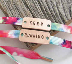 Running Shoe Tags